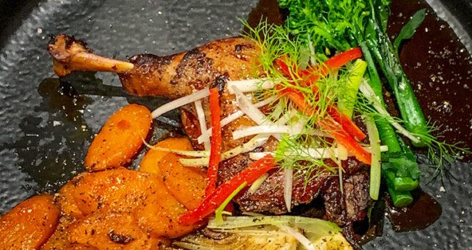 Chinese Braised Duck
